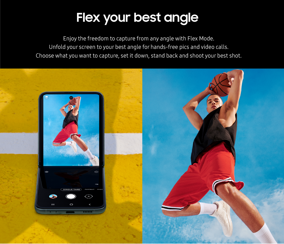 flex your best angle