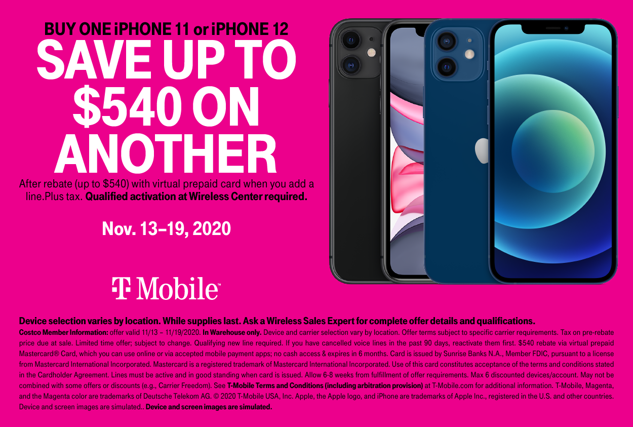 T Mobile Iphone Offer