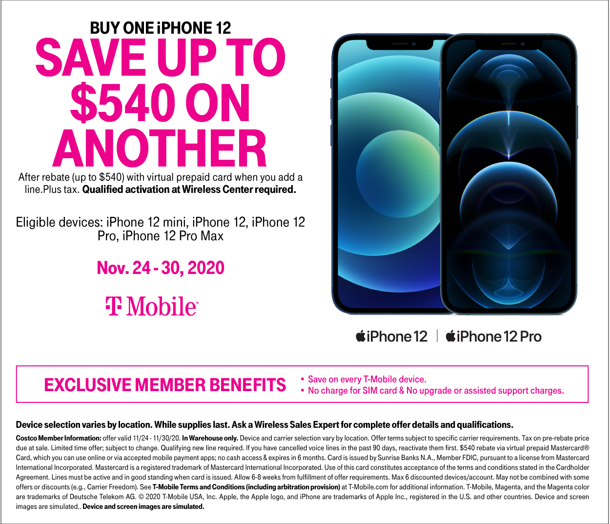 T-Mobile iPhone